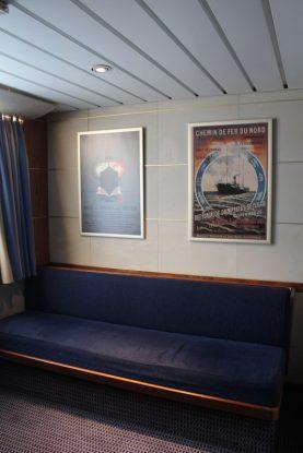Der Weg ist das Ziel. Fährfahrt mit Luxus. Von Ijmuiden nach Newcastle mit DFDS
