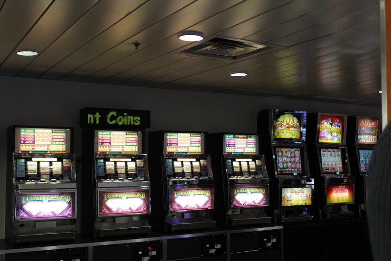 Kasino King Seaways DFDS