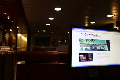 Internet Commodore Luxuskabine King Seaways DFDS