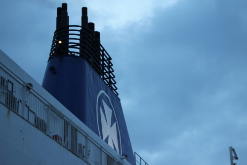 Morgenstimmung King Seaways DFDS