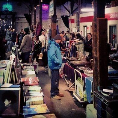 Coole Trödelmärkte in Europa: Beat´s & Bummel im Gare du Neuss
