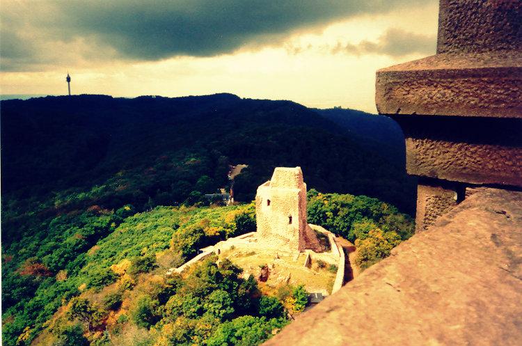 Burg Kyffhausen - Abenteuer aus Kindertagen und der tiefste Burgbrunnen der Welt