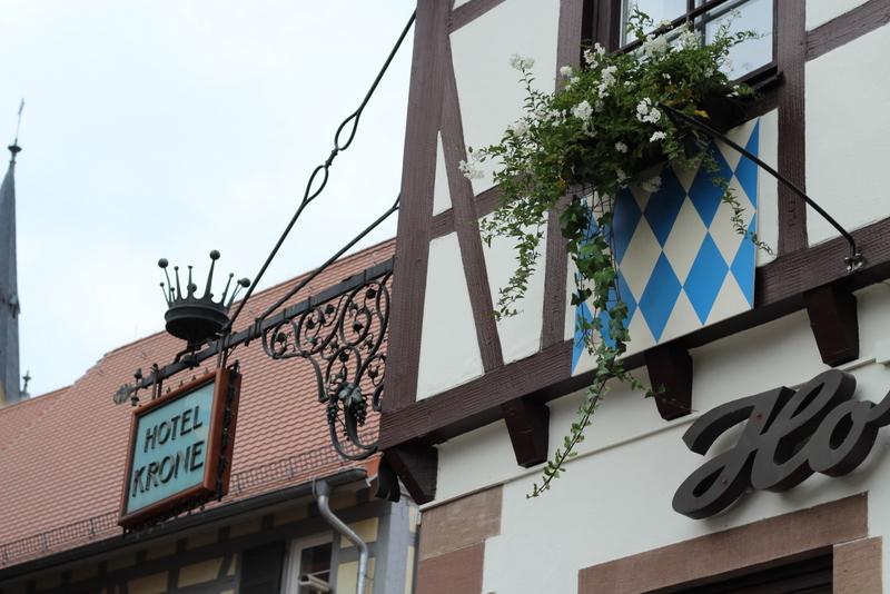 Hotel Krone in Bretten
