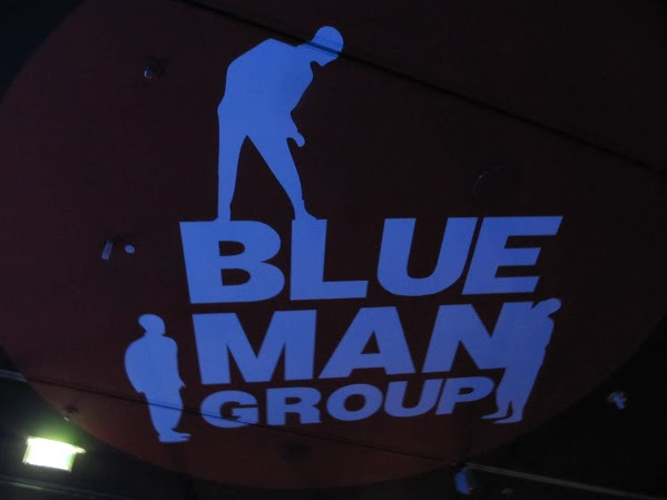 Ein ganz neues Blau - Auf Stipvisite bei der Blue Man Group in Berlin