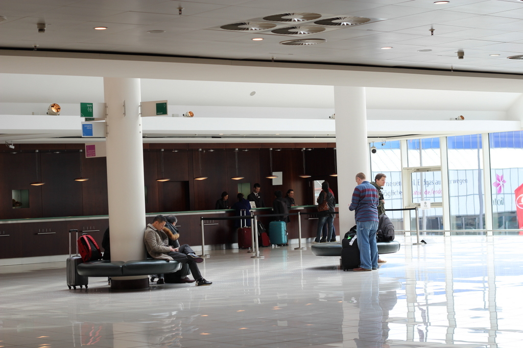 Hinter den Kulissen des Flughafenhotels Sheraton Frankfurt Airport