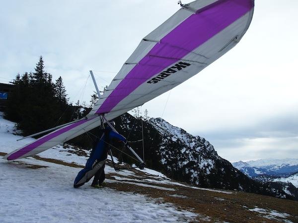 Tandem Paragliding im Kaiserwinkl - Vom Winde verweht!