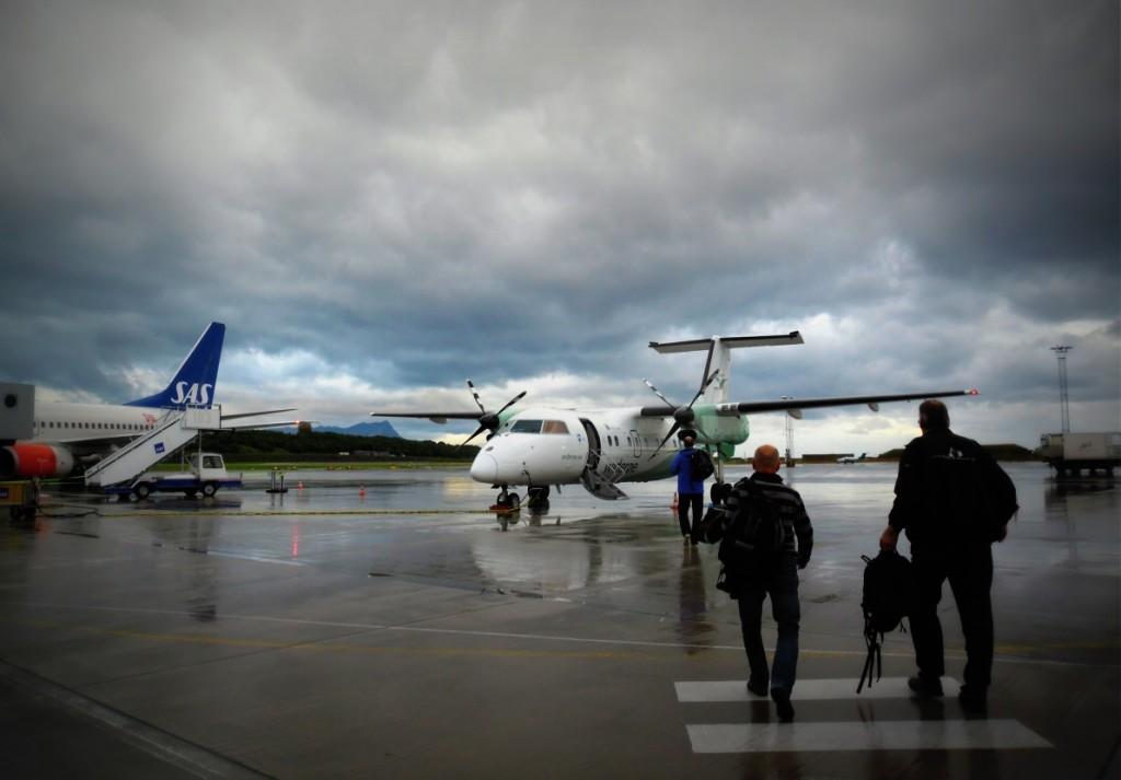 Ein Flytrip mit Widerøe - Norwegen günstig mit dem Flugzeug erobern