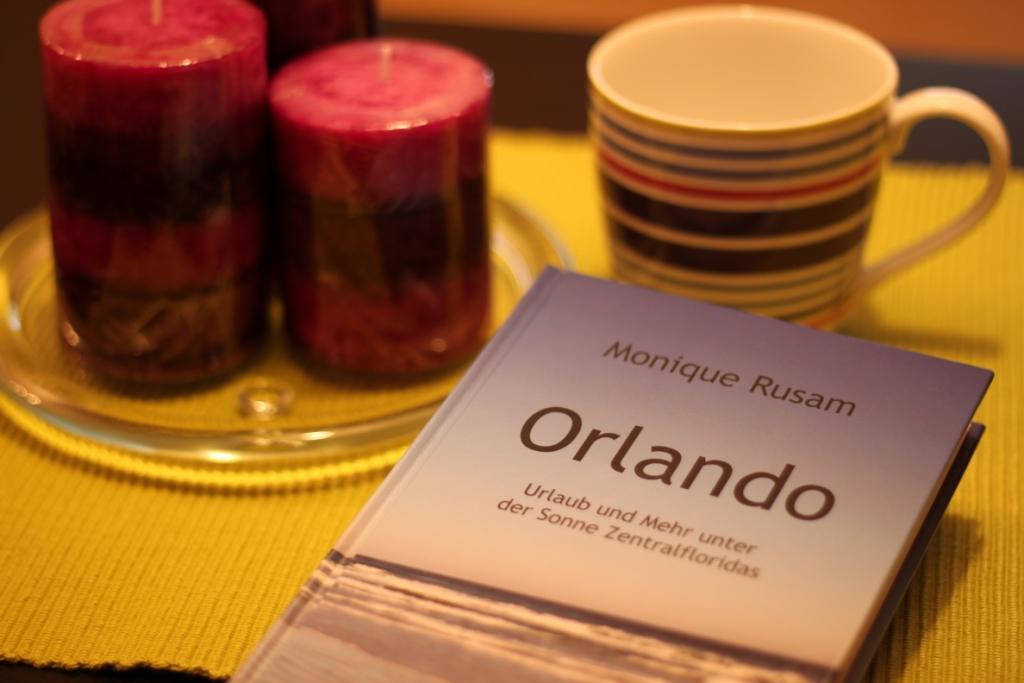 Buchvorstellung: Orlando von Monique Rusam