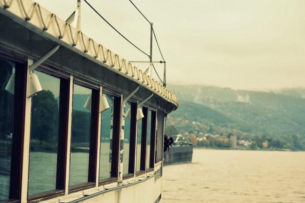 Bootsfahrt mit Goethe