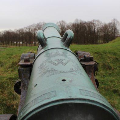 Naarden - Comenius, Kirchen und ein Kanonenschuss zu meinen Ehren
