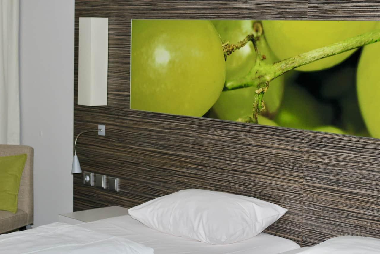 Mercure Hotel Koblenz Zimmer