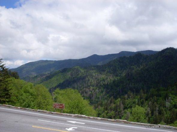Probewandern auf dem Appalachian Trail und andere Erlebnisse im Great Smoky Mountains National Park