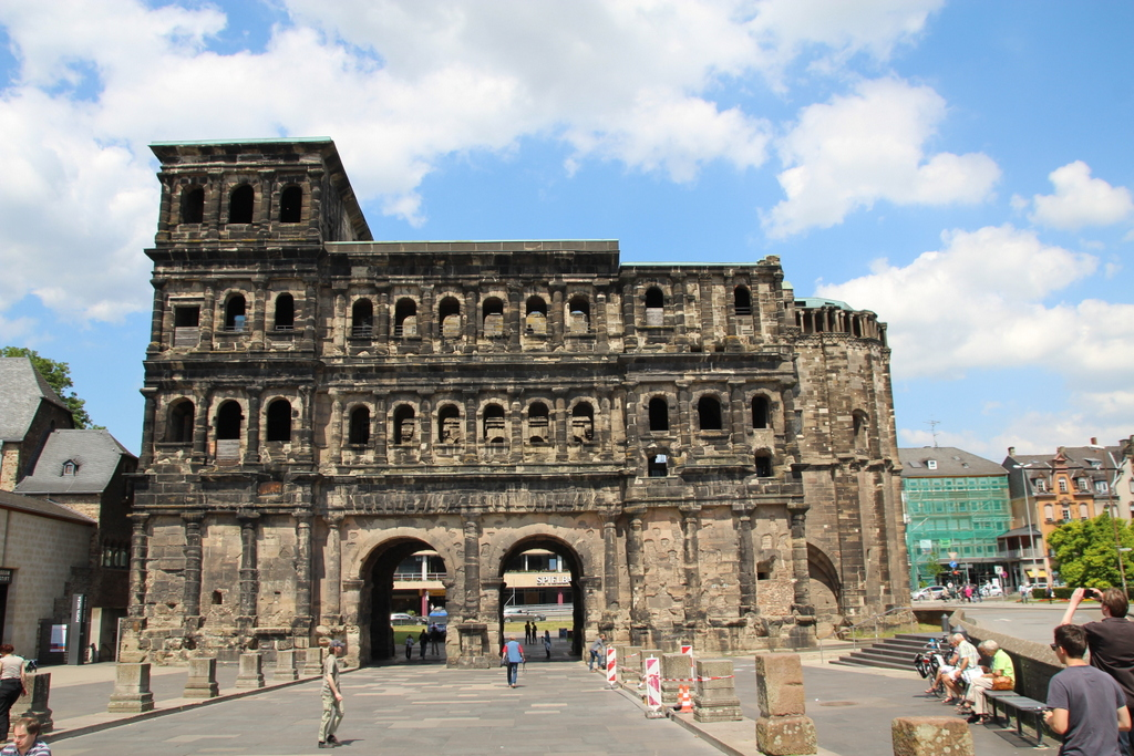 Ein Wochenende in Trier