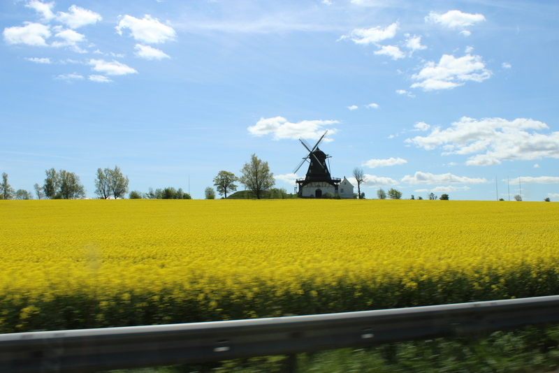 Unterwegs Schweden