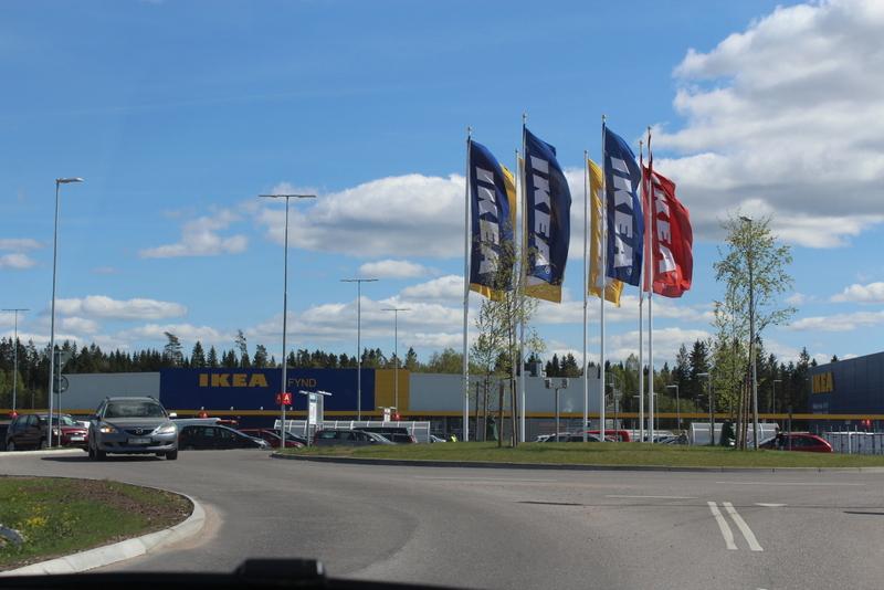 Stadt von Ikea