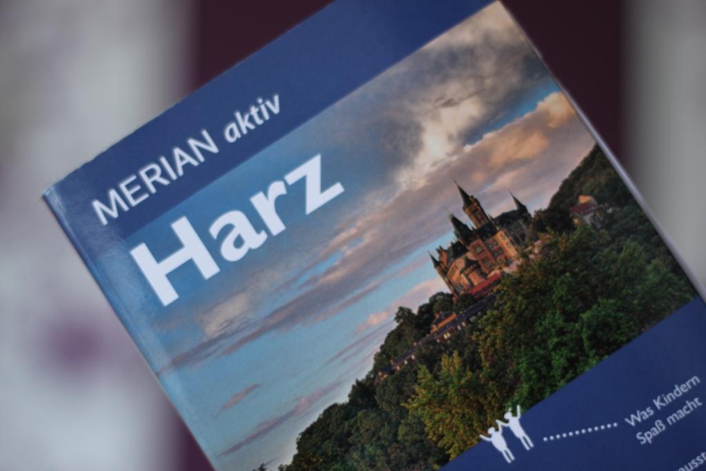 Harzführer Merian