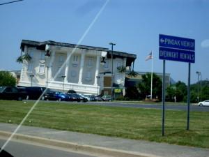 Roadtrip in Amerika – meine Lieblingstrecken: Von Chattanooga nach Ashville