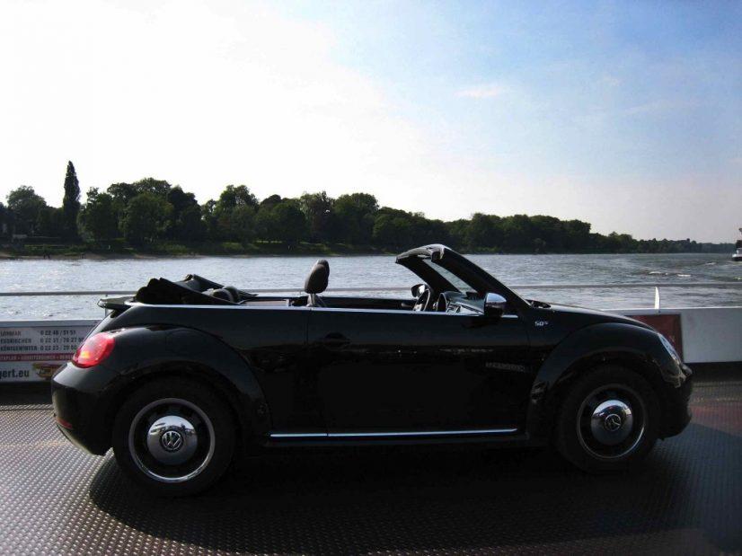 6 Tipps für eine kleine Cabriorunde und Ausflug in Bonn und Umland