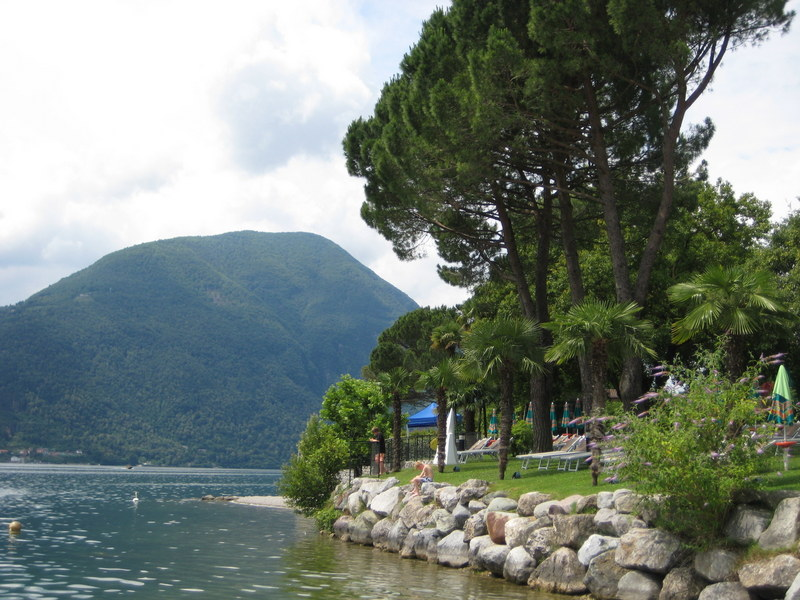 Parco San Marco - Hotelstrand