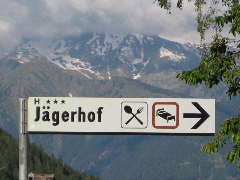 20140618 Jägerhof Schild_2