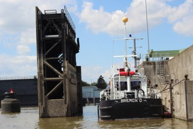 Bremerhaven - Ein Tag am Fischereihafen