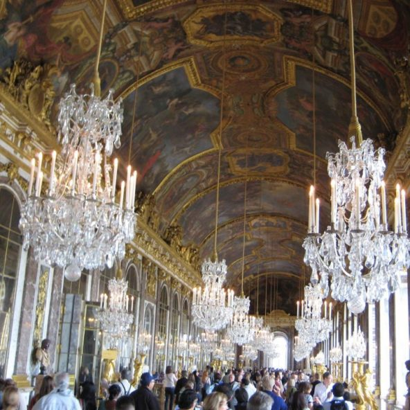 Versailles – die Mutter aller Prunk-Schlösser