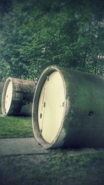Warum ich in einem Kanalrohr in Bottrop übernachtete.