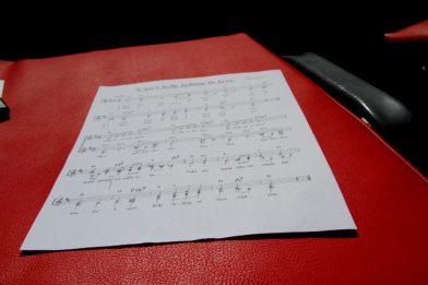 Singen lernen auf der Reitlehenalm.