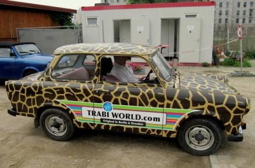 Trabi Safari Berlin