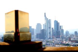 """Von Justus, Peter, Bob und meinem """"Ausflug"""" im Lindner Hotel&Residence Main Plaza Frankfurt"""