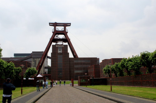 Ruhrmuseum Zeche Zollverein
