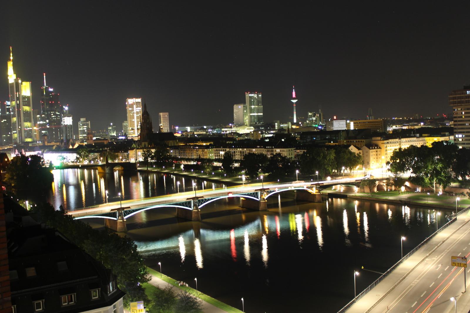 Fünf Gründe Frankfurt am Main (doch) zu mögen!
