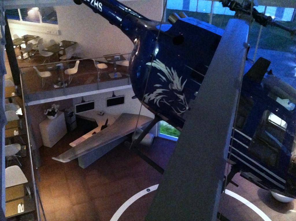 (M)ein Piloten-Traum - im Flieger-Hotel auf Wolke 7