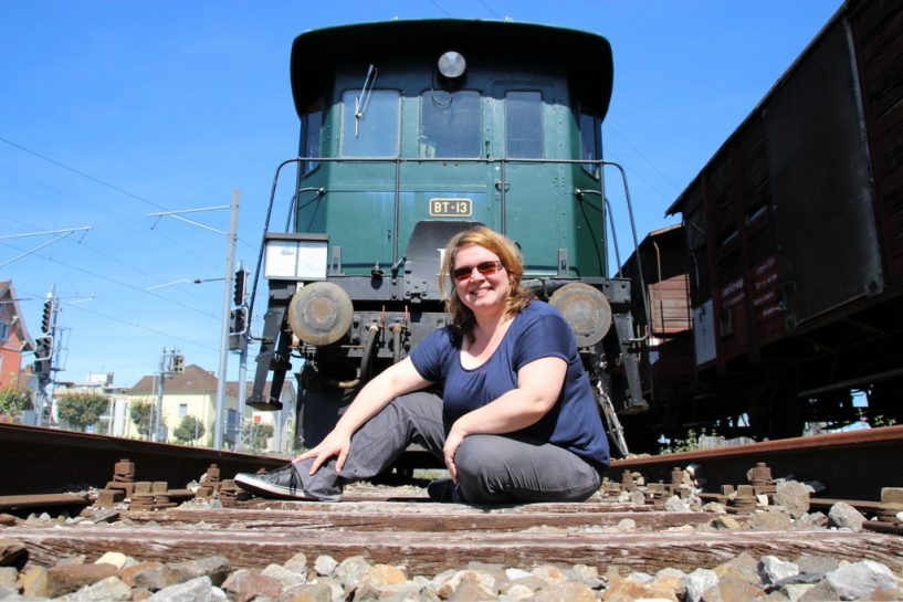 Schweiz auf Schienen: Romanshorn