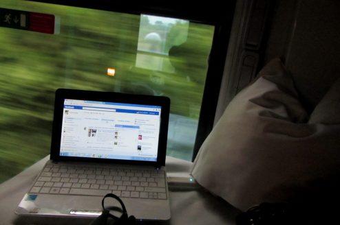 Mit dem NJ421 durch die Nacht - Erfahrungen mit dem ÖBB-Nachtzug von Köln nach Wien