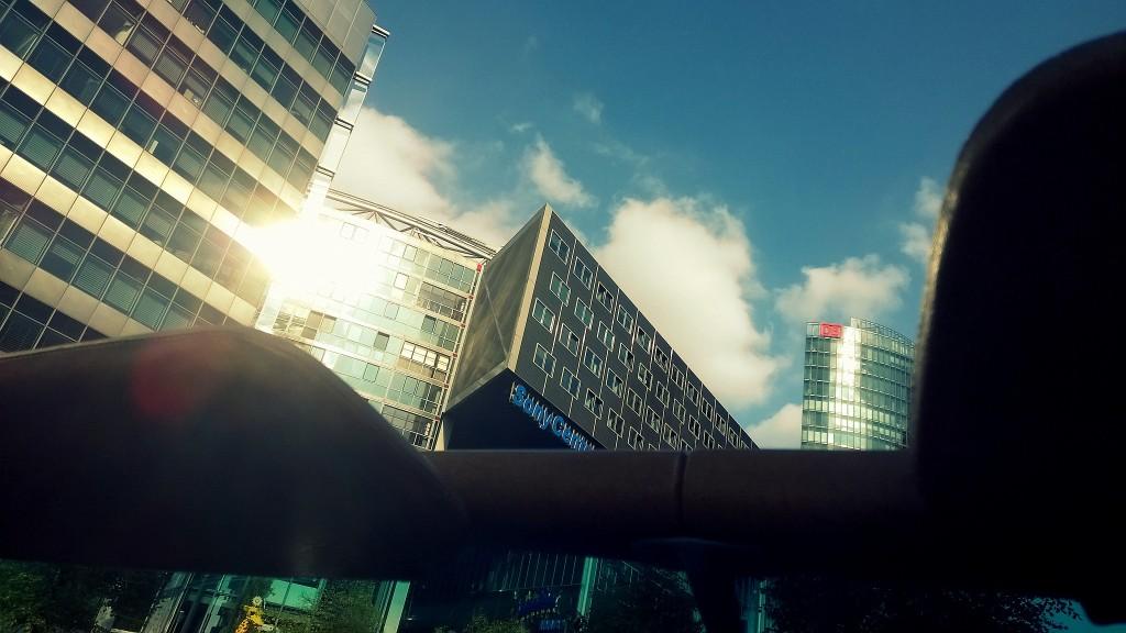 Berlin Cabrio Sony Center