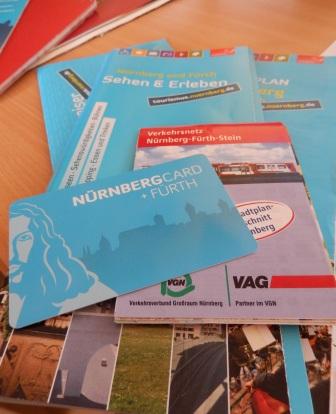 Lohnt sich die Nürnberg Card?