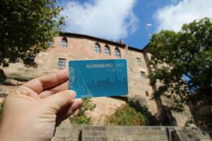 Freizeitkarten: Die Nürnberg Card im Teilzeitreisender-Test
