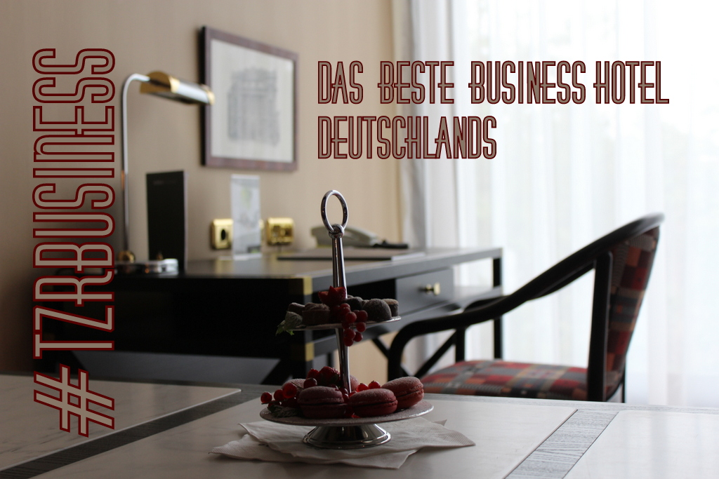 Bestes Businesshotel Deutschlands
