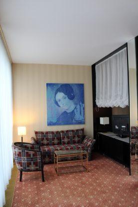 Des Kanzlers Daunen - Eine Nacht in Bonn