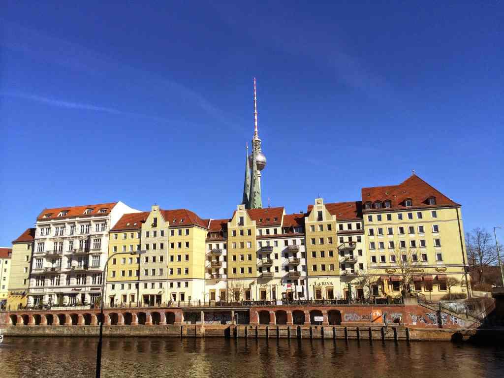 Auch nett für einen Bummel: Das Nikolaiviertel, Berlins historischer Kern