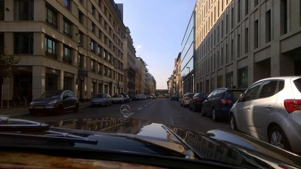 durch die straßen von Berlin