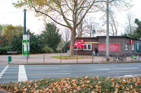 Düsseldorf und sein Zoo. Eine Zeitreise zu Düsseldorfer Stadtaffen.