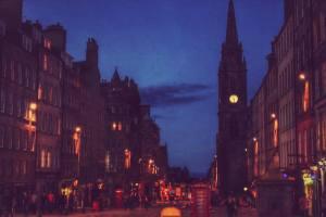 Edinburgh – Von einer Reise in die Vergangenheit –  Mary King´s Close
