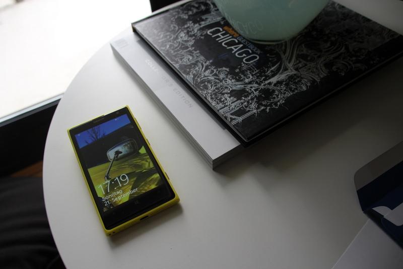 Mobil unterwegs - Über die Reise & Business-Tauglichkeit des Nokia Lumia 1020