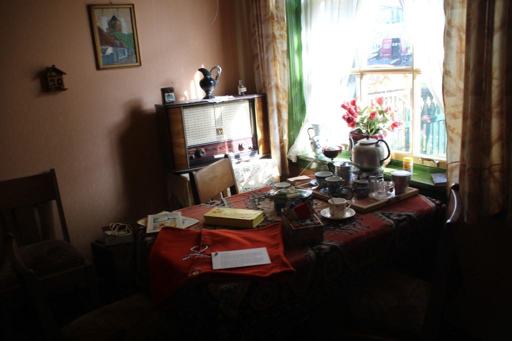 Ein Wohnzimmer alter Tage