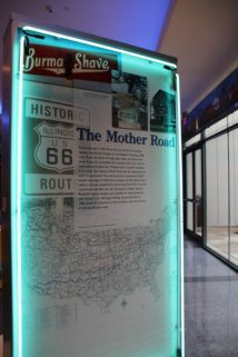 Auf den Spuren der Route 66 - von Chicago nach Springfield
