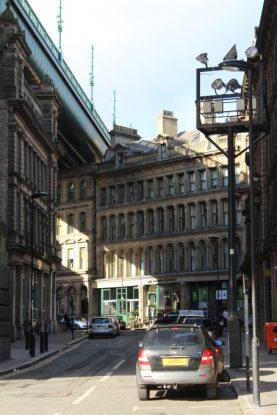 Über sieben Brücken musst du gehen... Um Newcastle oder Gateshead zu sehen!