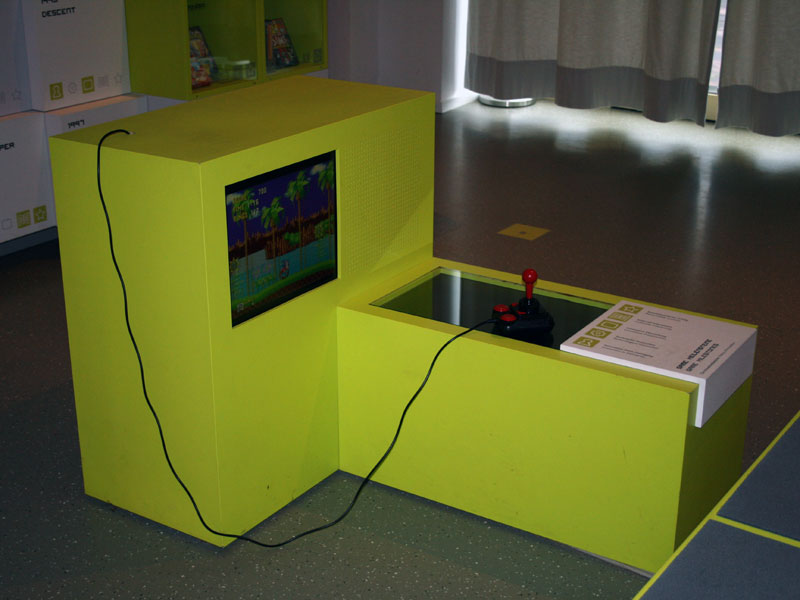 Games and more - Computerspielemuseum