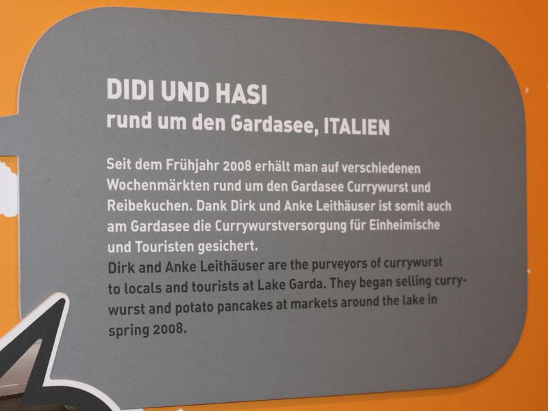 Die Currywurst kommt aus Berlin - und wir haben den Beweis gefunden!